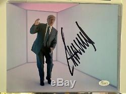 1/1 Donald Trump Signed Autographed 8x10 Photo SNL Rare JSA LOA