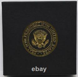 2020 President Donald Trump White House Gift Golf Divot Tool Marker Set SIGNED