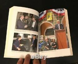 AUTOGRAPHED SIGNED Time To Get Tough By Donald Trump 1st/1st Ed COA Free Ship $