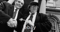 Authentic Mayor Rudy Giuliani Key To The City New York NYC 9/11 Yankees NY Trump