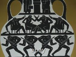 Cleon Peterson Trump gold street art print poster urban Obey Donald Vote