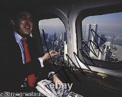 DONALD TRUMP SIGNED KING OF NEW YORK CITY 8X10 PHOTO WithCOA MAKE AMERICA GREAT