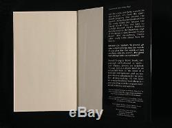 Donald Trump Art Of The Deal Autograph Signature Autographed Book Signed To Eric