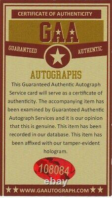 Donald Trump Autograph Vinyl Record with COA Hand Signed