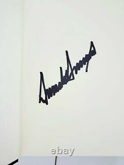 Donald Trump Autographed The Art of the Deal