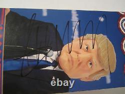 Donald Trump President Signed Autographed Bobble Head Bobblehead JSA COA Rare