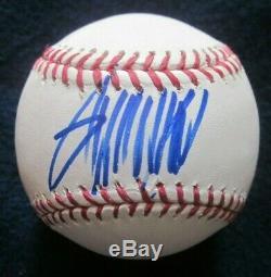 Donald Trump Signed Autographed Baseball Rawlings Romlb USA President #45 Auto