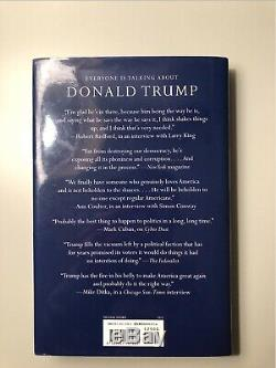 Donald Trump Signed Crippled America