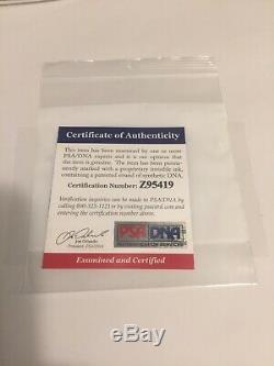 Donald Trump Signed Custom Framed Matted Photo 11x17 American Eagle PSA/DNA COA