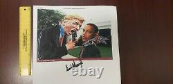 Donald Trump Signed Full Signature Autograph, 45th president