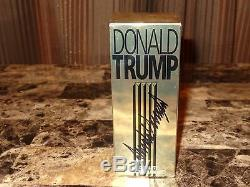Donald Trump Signed Signature Cologne Republican President Of The United States