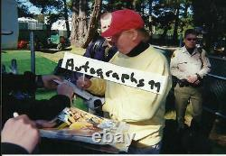 Donald Trump signed book JSA coa + Exact Proof! President Trump nice autograph