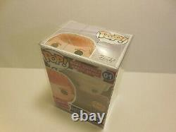 Funko POP Donald Trump WITH SIGN With PROTECTOR