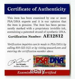Ivanka Trump Signed 11x14 Photo PSA COA Auto Autograph Signature Donald Daughter