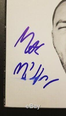 MAC MILLER Signed Autographed GOODAM CD Rare! RAP Donald Trump Dang! Programs