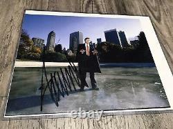 PRESIDENT DONALD TRUMP SIGNED 8x10 PHOTO FULL JSA COA
