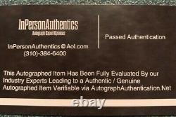 RARE SIGNED President Donald Trump 2016 Sarasota FL Autographed Ticket COA MAGA