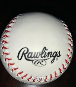 Signed Ball, USA PRESIDENT DONALD J. TRUMP AUTOGRAPHED, SIGNED BASEBALL With COA
