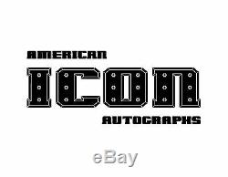 Stone Cold Steve Austin Signed WWE 11x14 Photo BAS COA Donald Trump Bob Lashley
