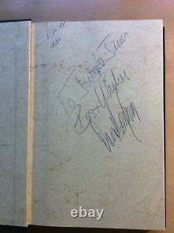 The Art Of The Deal Trump (SIGNED) 1987 Random House Hardcover