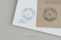 Andy Warhol Rencontre Donald Trump Sur Ebay Signed Ltd Edition Pop Art Soup Can Print