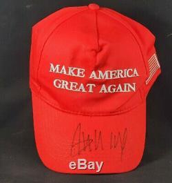 Atout Signe Red Donald USA Made Marque Amérique Grande Encore Une Fois Maga Cap Hat W Coa