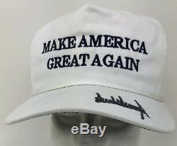 Campagne Donald Trump Faire Amérique Grande Encore Une Fois Signé White Hat