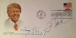 Donald Trump 8 Présidents Ont Signé George Bush Jsa Spence Faire Une Offre