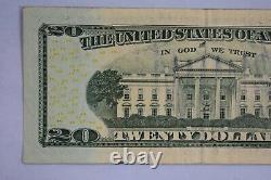 Donald Trump A Signé 20 $ Projet De Loi De 20 Dollars Cas Encapsulé 45e Président