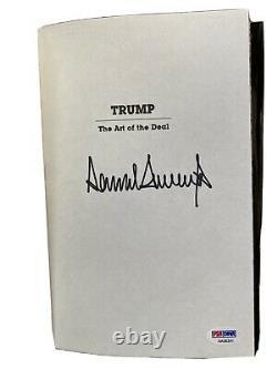 Donald Trump A Signé L'art De L'accord Psa / Dna