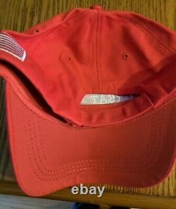 Donald Trump A Signé Maga Hat Make America Great 2020 Chapeau Nouveau Coa