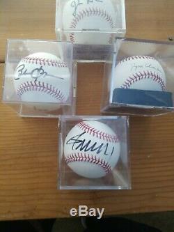 Donald Trump Signé Autographed Baseball