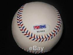 Donald Trump Signé Baseball Very Rare Coa Signature Complète