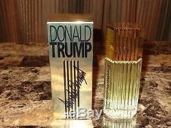 Donald Trump Signé Signature Cologne Président Républicain Des États-unis
