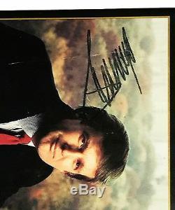 Donald Trump Signée À La Main Autographié Livre The Art Of The Deal Avec Coa Très Rare