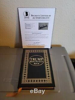 Easton Realisateurs Comment Enrichissez-donald J. Trump Friends Family Ed Limitée
