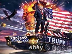 Garbage Pail Kids Donald Dump Psa Tom Bunk Autographe Gpk Trump Auto Signature