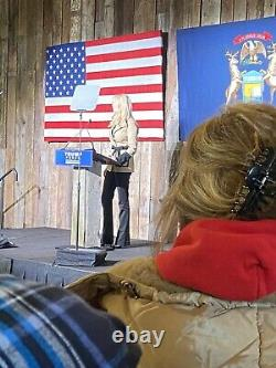 Ivanka Trump A Signé Autographié Make America Great Again Signe De Campagne Donald