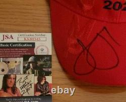 Ivanka Trump A Signé Autographied Keeping America Great 2020 Hat Rare Jsa Coa