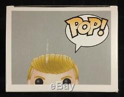 Le Président Donald Trump Autographié Funko Pop! # 02 De Voter Funko Pop