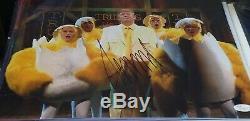 Le Président Donald Trump Signé Snl 11x14 Autograph Jsa Coa Photo