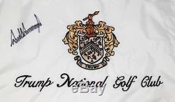 Président Autographie Donald Trump Club De Golf National Officiel Trump Drapeau Avec Aco
