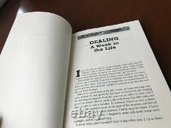 Rare 1987 Première Édition Copie De The Art Of The Deal Signé Par Donald Trump