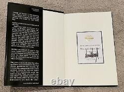 Signé Président Donald Trump The Art Of The Deal 2016 Election Edition Hc Book