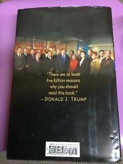 Signé Trump Comment Get Rich Donald J. Trump Signé À Vince Young